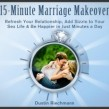 Cover from Marriage Makeover 300x231 109x109 How Much Time Does Sex Really Take, Anyway? photo