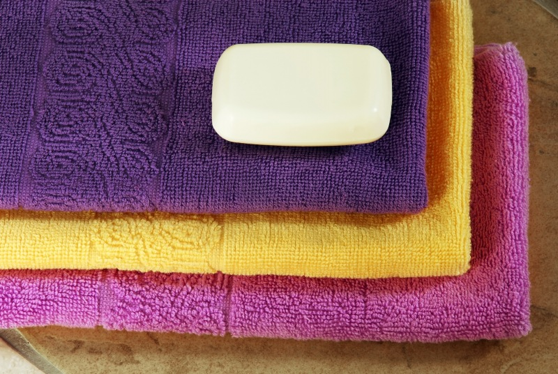 soap and towels Clean Sex: Why Hygiene Helps Keep Things Hot photo