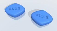 blue pills sex