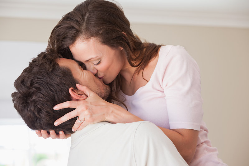 how to create intimacy with a woman