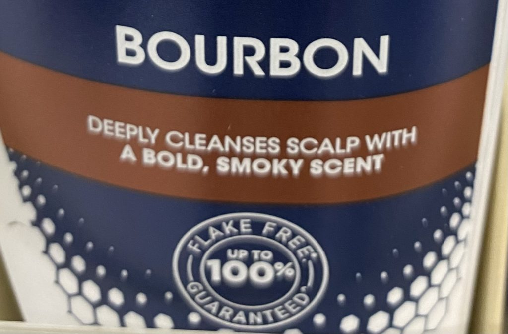 bourbon-scented-shampoo